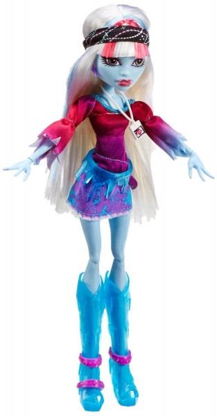 Monster High Music Festival Abbey Bominable Doll