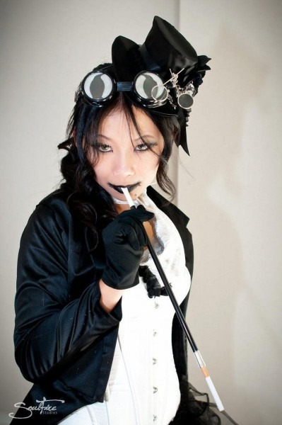 Cosplay Is An Original Steampunk Concept Design Of Penguin From