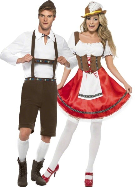 Couple Hat For Oktoberfest Costumes
