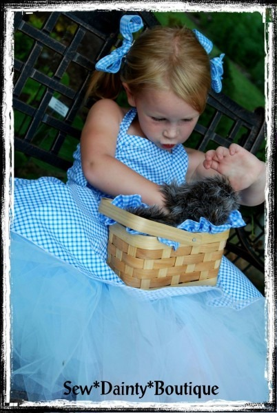 Halloween Costume Girls Boutique Dorothy The Wizard Of Oz Tutu