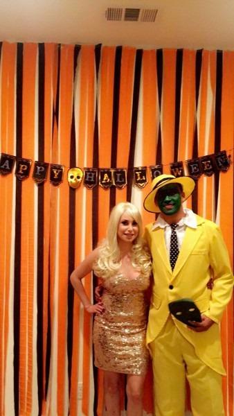 The Mask Halloween Costume  Themask  Jimcarrey  Camerondiaz