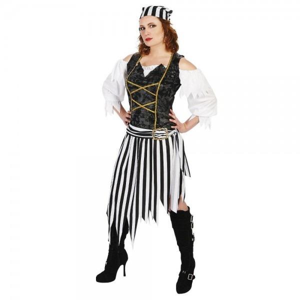 Pretty Pirate Princess Women's Costume