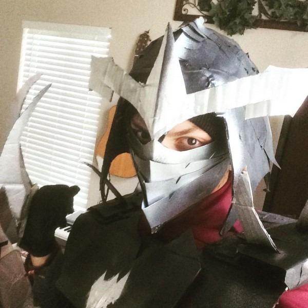 I Am The Shredder            Cosplay  Halloween  Costume