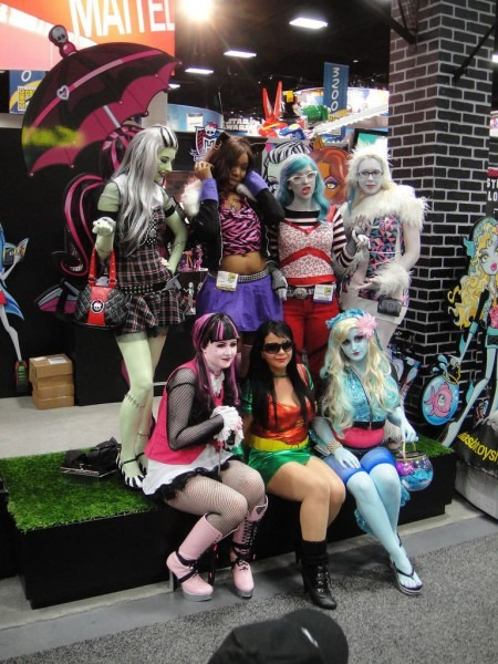 Girls Love The Monster High Characters, And They'll Love Monster
