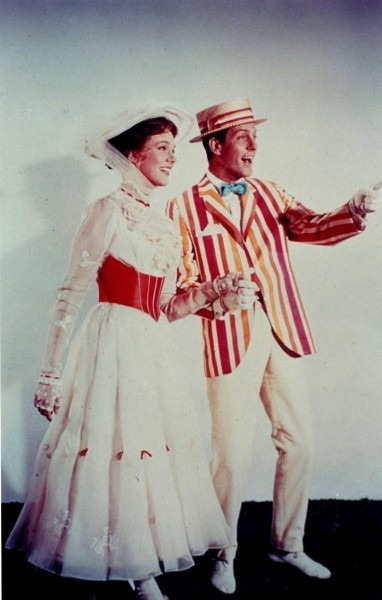 Mary Poppins & Bert Costumes Jolly Holiday With Mary