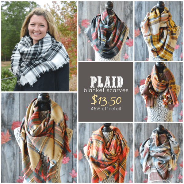 I Want Them All! Blanket Scarves Sale! Preorder Now Through 10 5