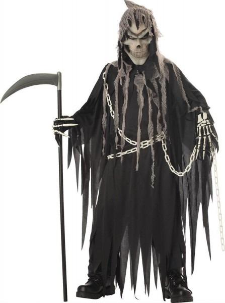 Boy's Mr Grim Child Costume In 2018