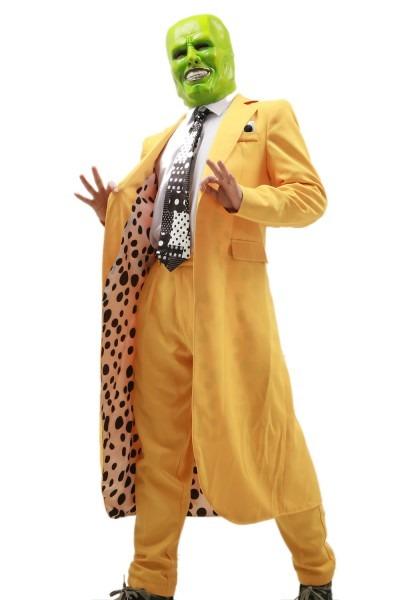 Jim Carrey Costume The Mask Jim Carrey Costume Cosplay The Best