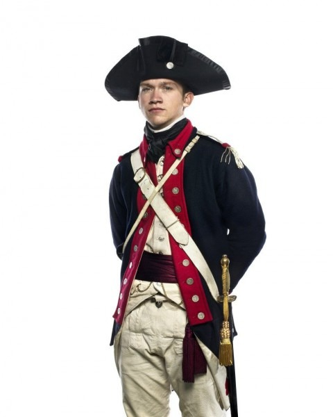 Continental Soldier Costume
