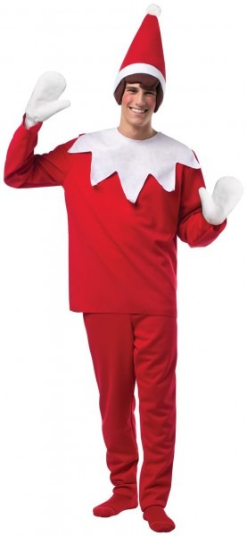 Elf On The Shelf Adult Costume In 2018