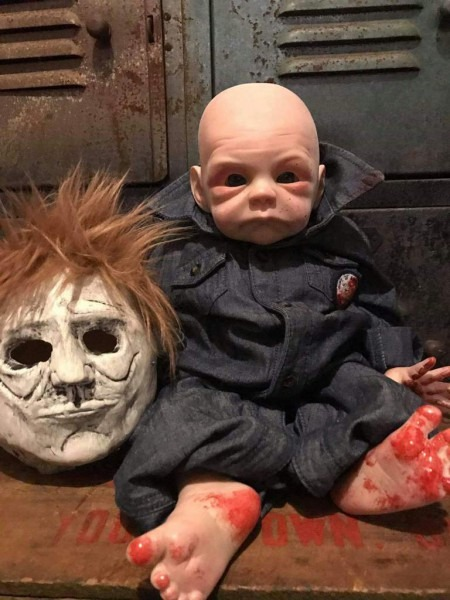 Pure Evil (michael Myers Baby Doll)