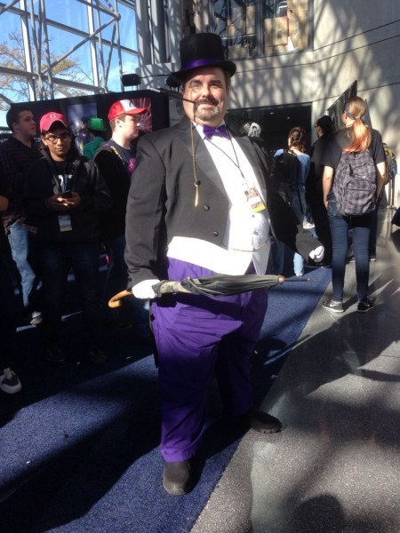 Oswald Cobblepot (the Penguin) Cosplay