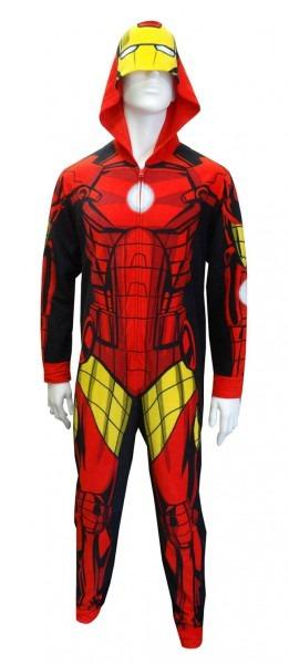 Iron Man Onesie