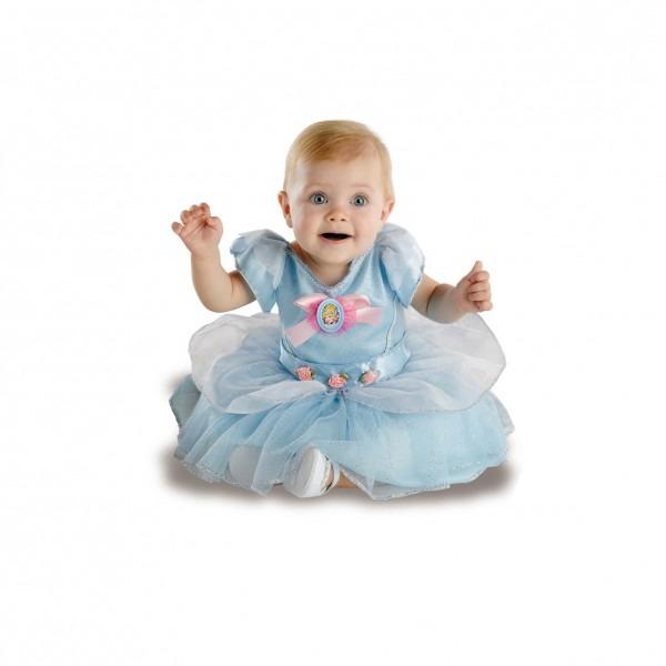 Disney Princess Cinderella Baby Infant Costume 12