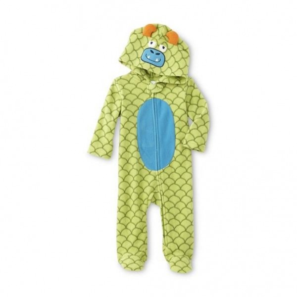 Amazon Com  Small Wonders Halloween Infant Fleece Jumper Costume