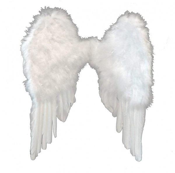 Amazon Com  White Feather Angel Wing & Halo Set  Clothing
