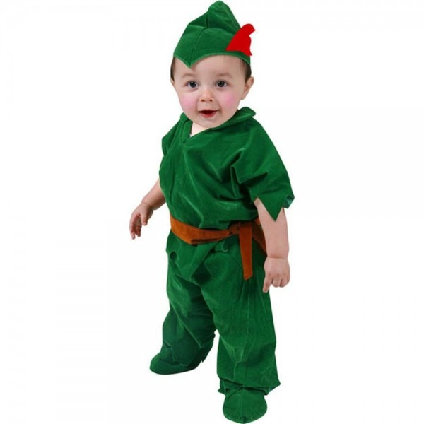 Amazon Com  Deluxe Toddler Peter Pan Costume (size 2t)  Clothing
