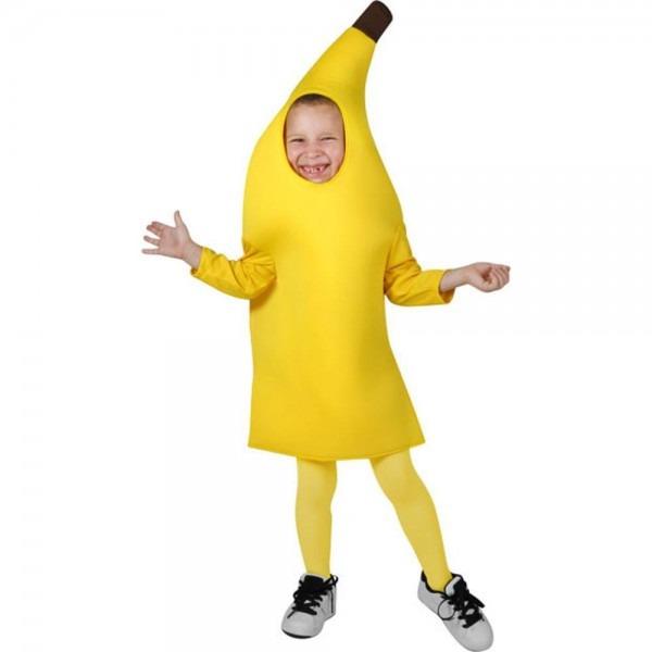 Amazon Com  Toddler Banana Halloween Costume (size  2