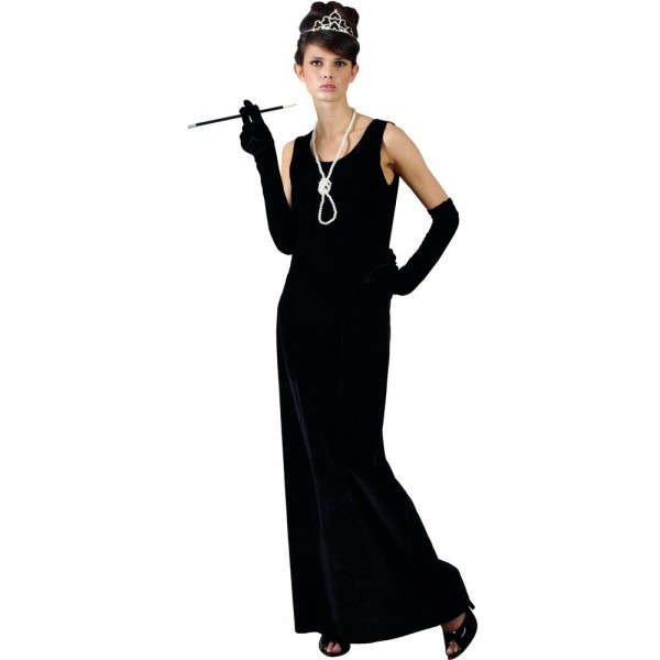M Ladies Hollywood Actress Costume For Hepburn Fancy Dress  Amazon