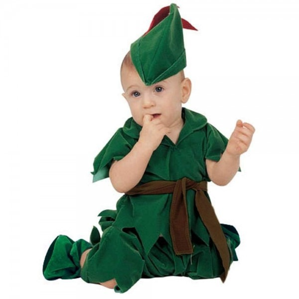 Amazon Com  Baby Boy Infant Peter Pan Costume (18 Months)  Clothing