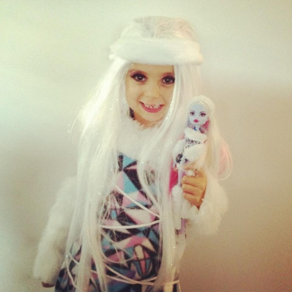 Abbey Bominable Monster High!
