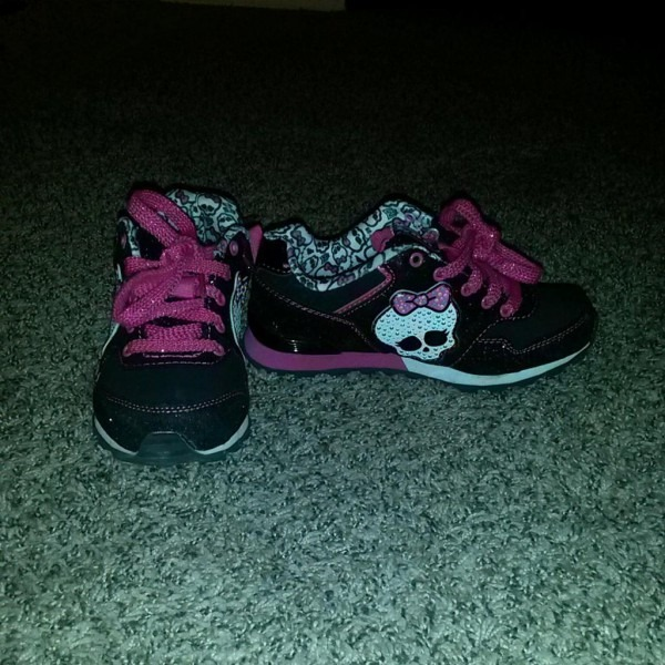 Monster High Shoes Kids
