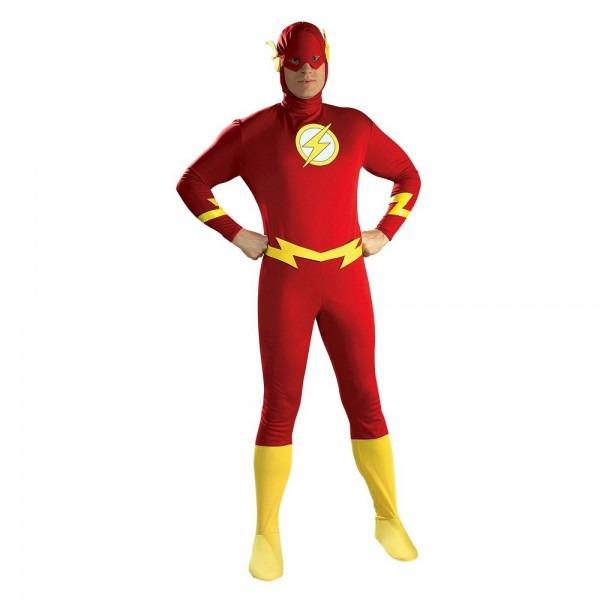 Dc Comics Women's Flash Costume X