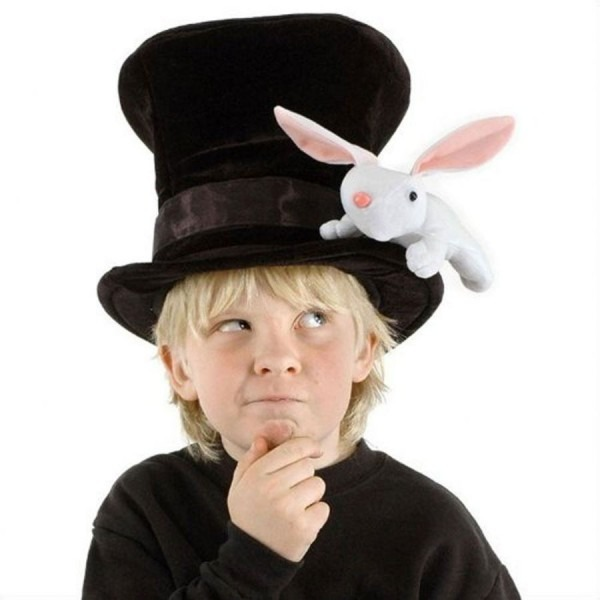 Elope Kids' Magician Top Hat Kids Novelty Hats