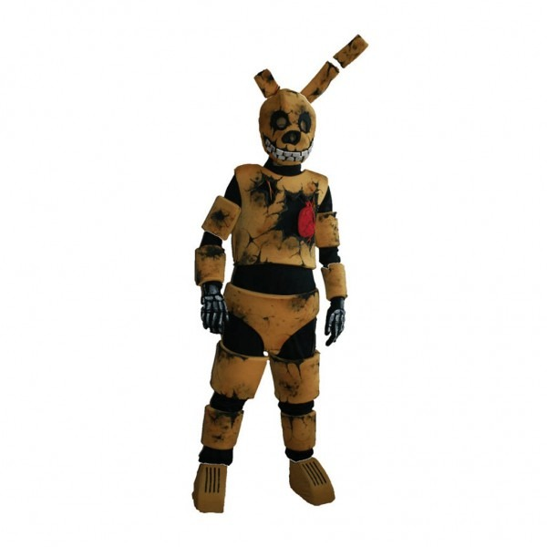 Cosplaydiy Unisex Mascot Costume Five Nights At Freddy's Toy