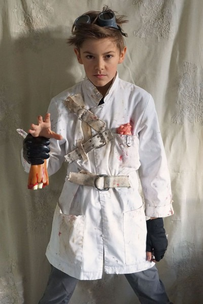 Mad Scientist Kids Costume By Jada Dreaming
