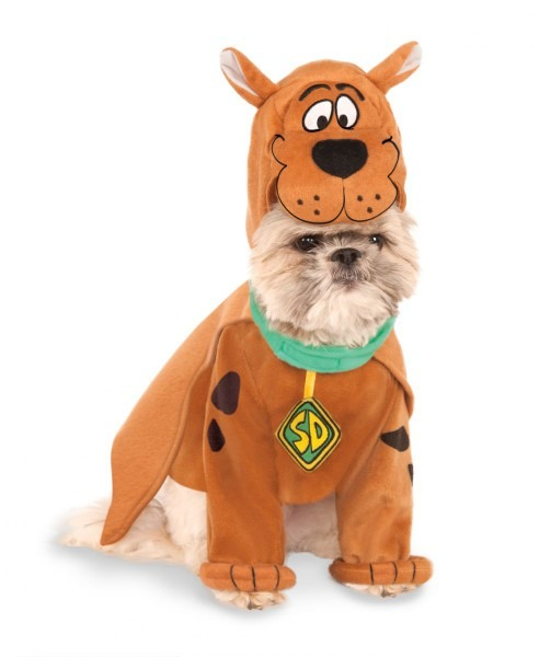 Scooby Doo Dog Costume (large) 580385 883028145904