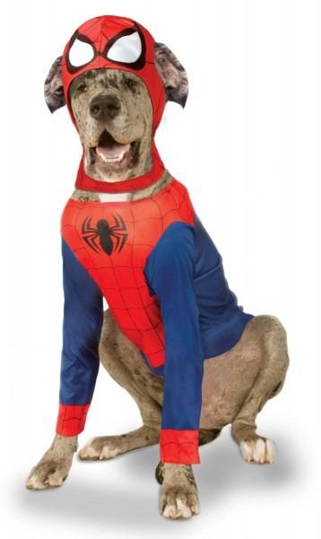 Spiderman Pet Costumes