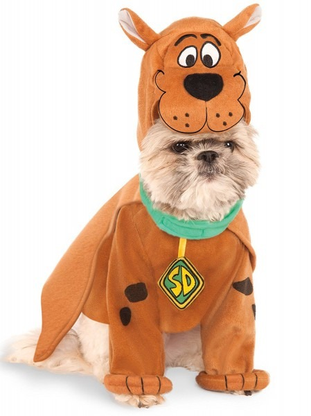 Rubies Costume Co Company 580385_xl Scooby Doo Pet Suit, X