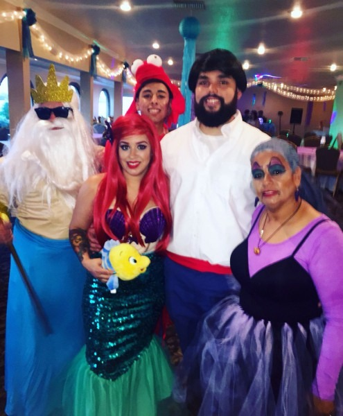 Halloween Costumes, The Little Mermaid, Under The Sea Party, Diy