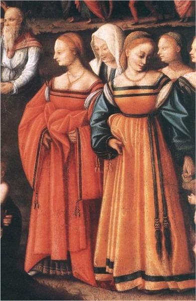 Republic Of Florence Francesco Ubertini (bacchiacca), C 1520  The