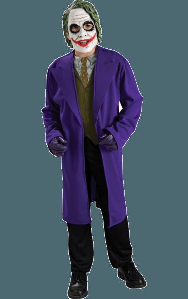 Kids The Joker Costume