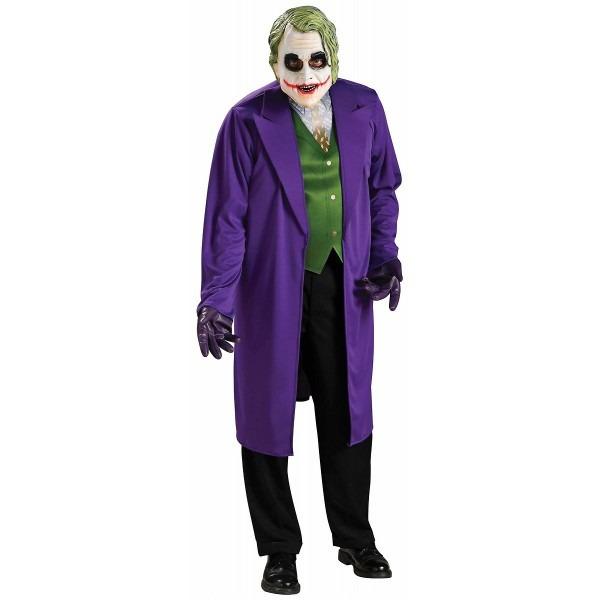Amazon Com  The Joker Adult Costume