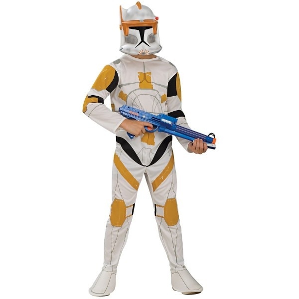 Amazon Com  Clone Trooper Commander Cody Costume