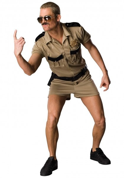 Amazon Com  Rubie's Men's Reno 911, Lt  Dangle Costume  Clothing