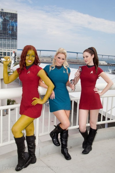 Girls Of Trek