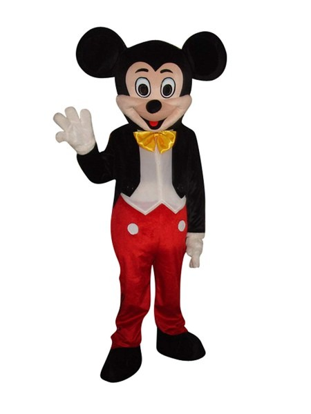 Amazon Com  Mickey Mouse And Minnie Mouse Adult Mascot Costume