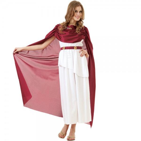Amazon Com  Roman Empress Women's Halloween Costume Olympic Queen