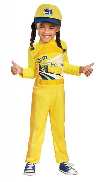 Amazon Com  Girl's Cruz Classic Outfit Cars 3 Movie Theme Child