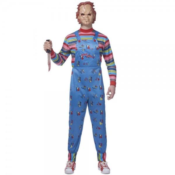 Amazon Com  Franco American Novelty Company Chucky Adult Halloween