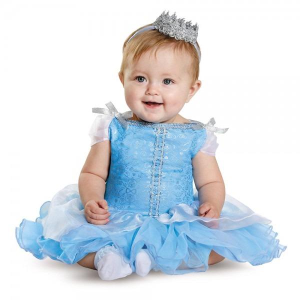 Amazon Com  Disguise Baby Girls' Cinderella Prestige Infant