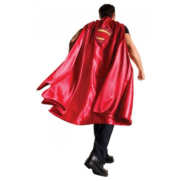 Amazon Com  Deluxe Superman Cape Costume Accessory  Clothing