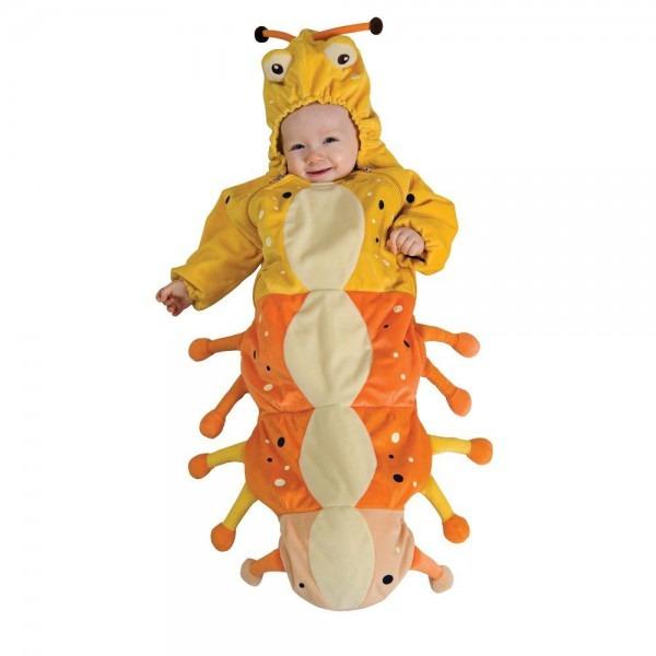 Amazon Com  Rubie's Caterpillar Costume (bunting Style)  Clothing