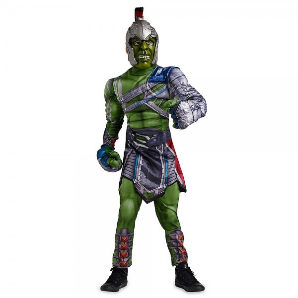 Amazon Com  Marvel Hulk Costume For Kids
