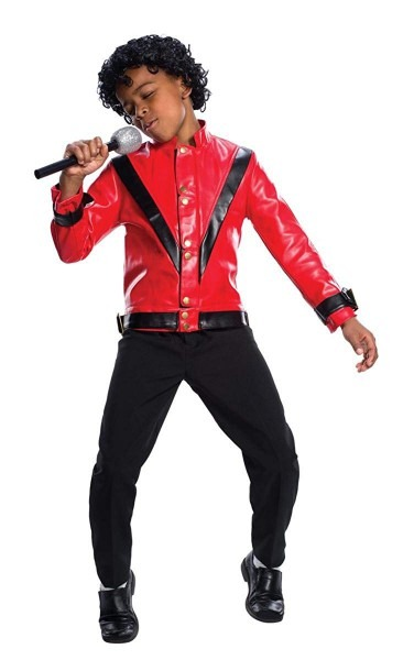 Amazon Com  Michael Jackson Thriller Child Jacket  Toys & Games