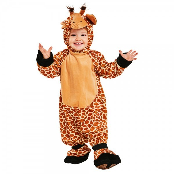 Amazon Com  Child's Toddler Giraffe Costume (size  2
